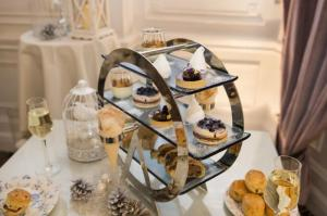 The Tea Lounge at St Ermin's - London