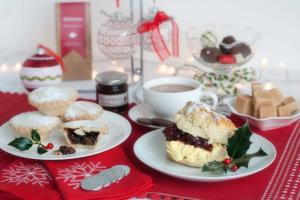 Family Festive Afternoon Tea